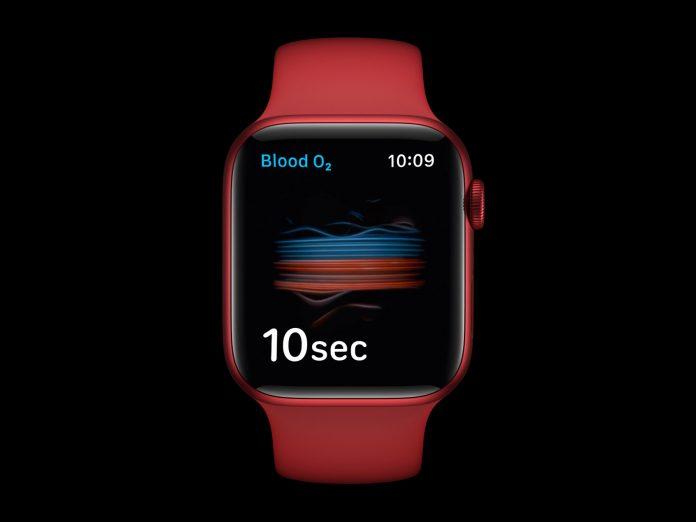 Apple Watch Series 6 Hero Product Red