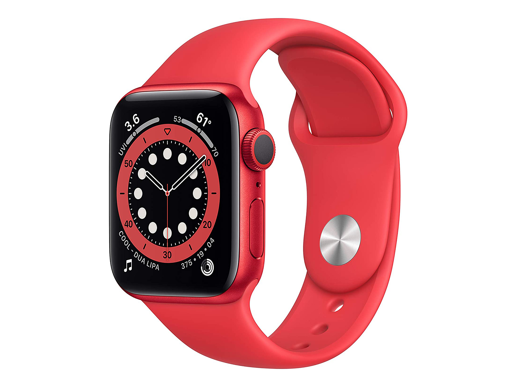 Product Red Apple Watch Series 6