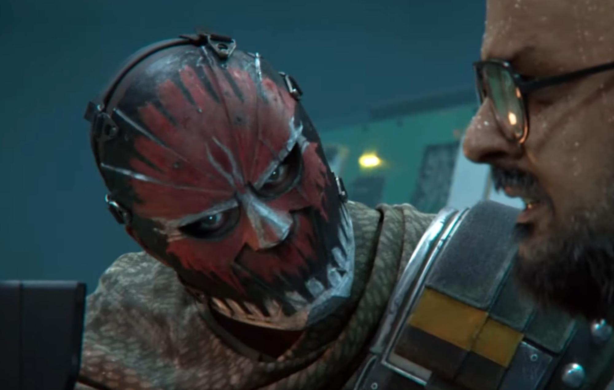 Call Of Duty Warzone Season Four Antagonist