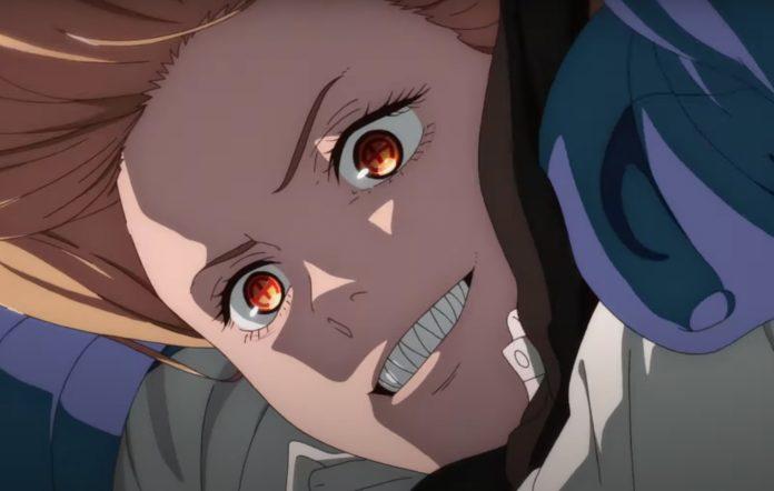Chainsaw Man anime trailer released 2021 MAPPA studio