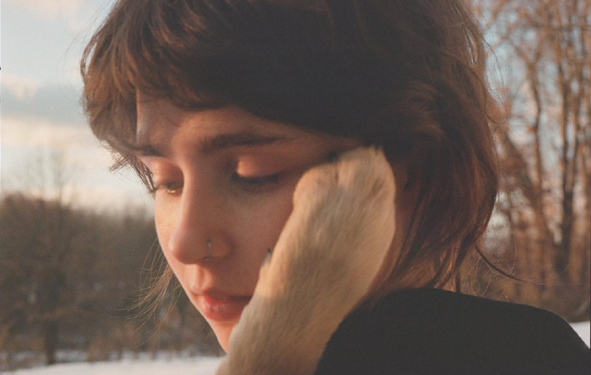 clairo sling blouse new album