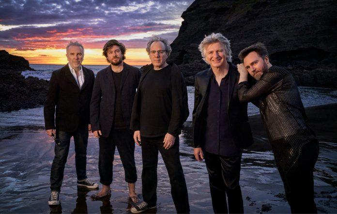 Crowded House album 2021 Dreamers Are Waiting Neil Finn Fleetwood Mac