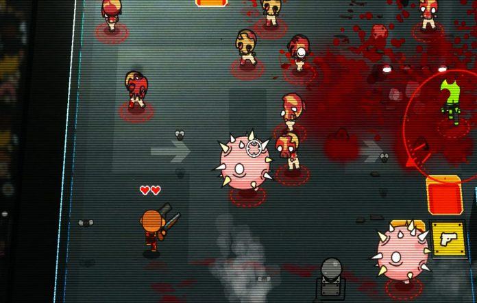 Deathrun TV. Image credit: Laser Dog Games