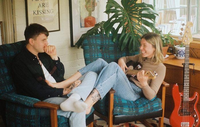 Deuce debut album review Melbourne duo Curtis Wakeling Ocean Party Pop Filter