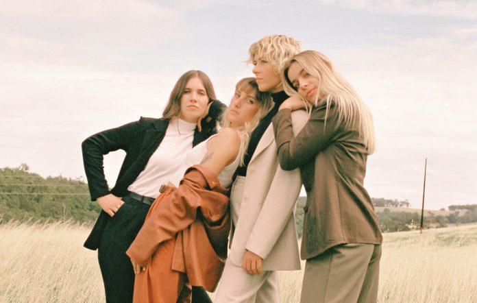 Perth pop rock band Dulcie release debut EP Sake of Sound