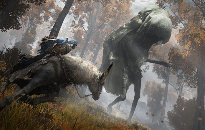 Elden Ring new gameplay details gameplay screenshot