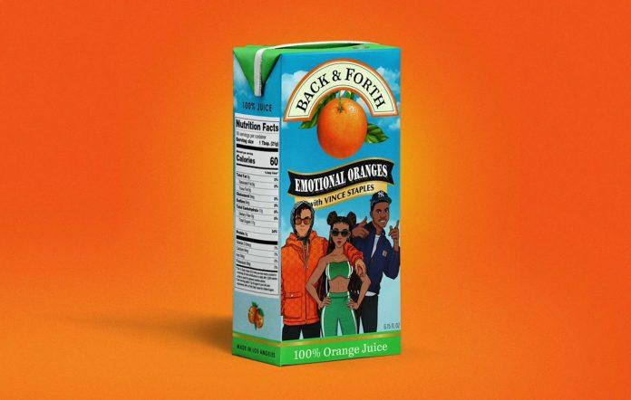 Emotional Oranges