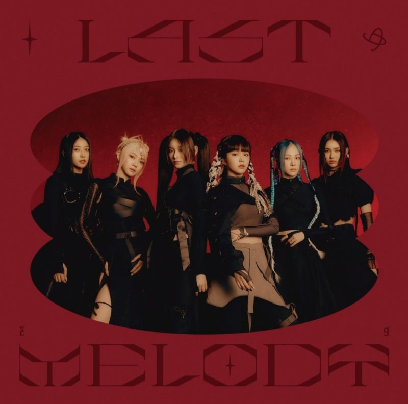 everglow first last melody album cover