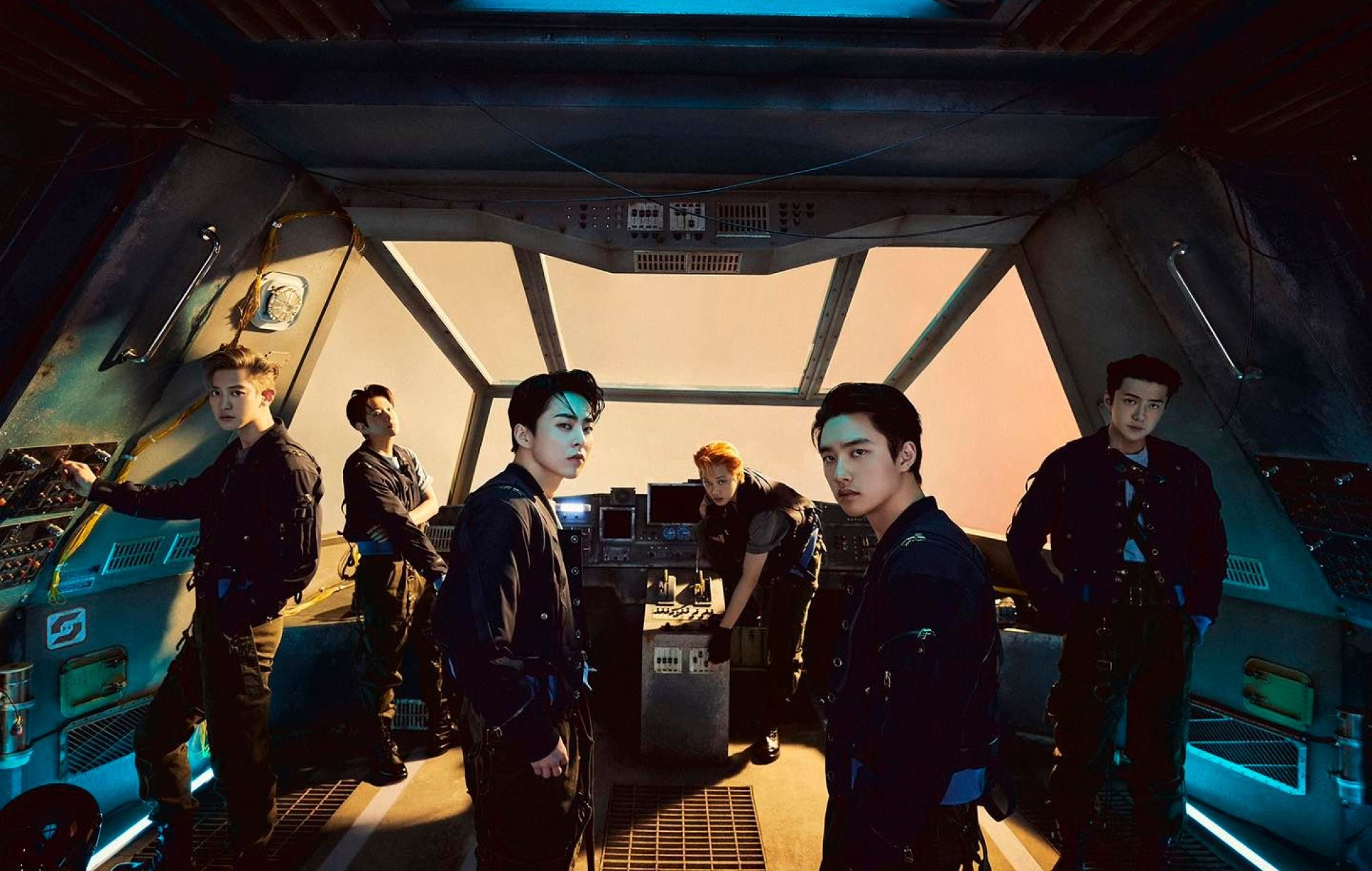 exo don't fight the feeling review