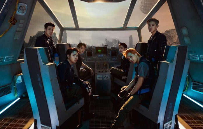 exo new special album dont fight the feeling june release