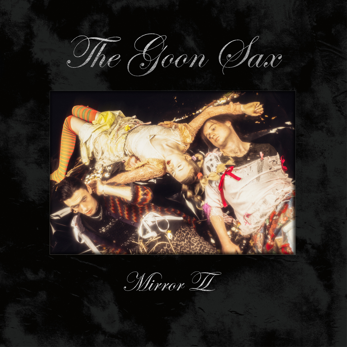 Goon Sax Mirror II album cover art 2021