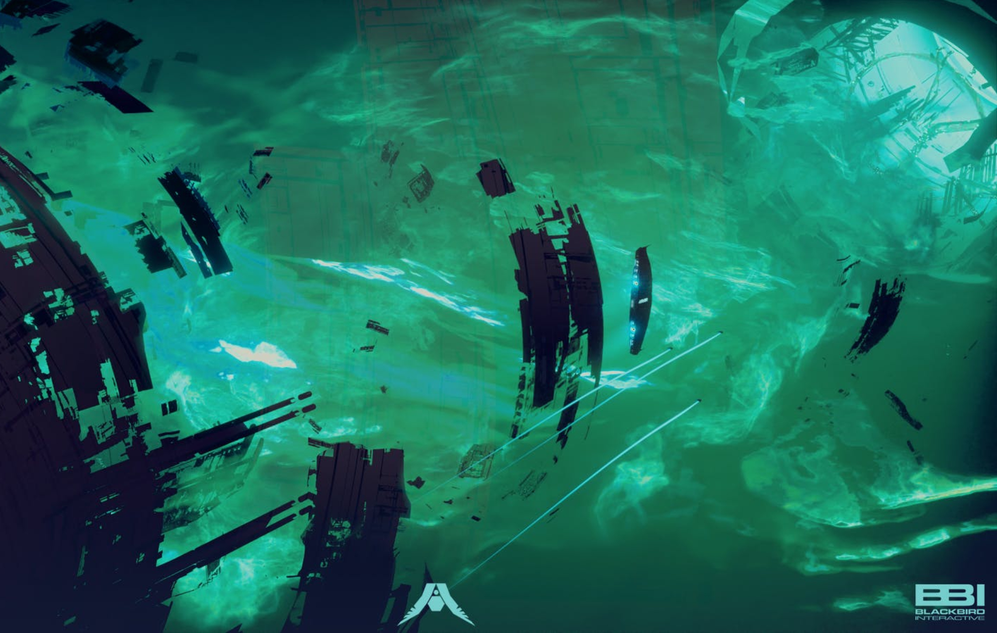 Homeworld 3 screenshot two