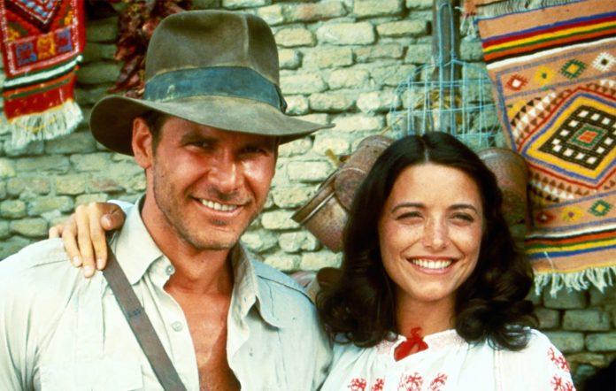 Indiana Jones Marion