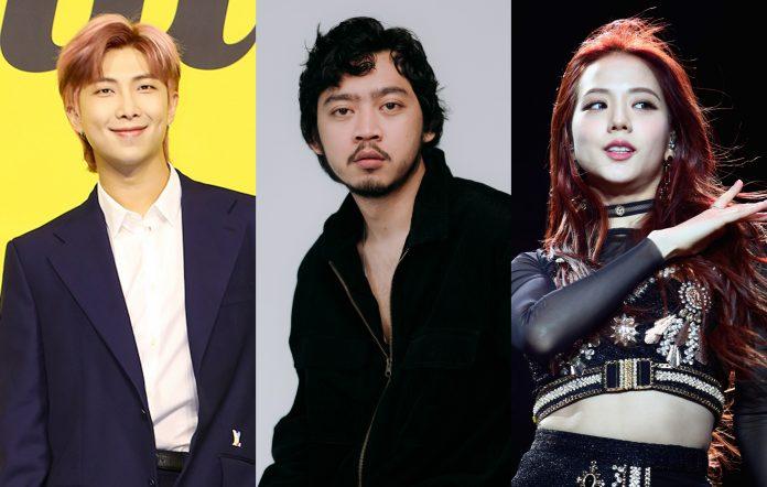 BTS Pamungkas Blackpink JOOX Indonesia Music Awards 2021