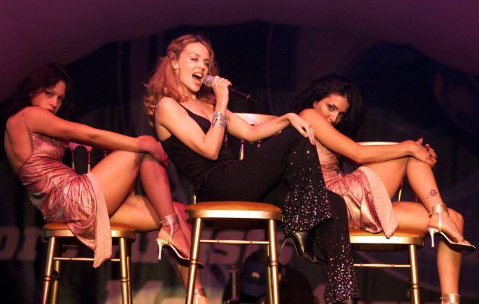 Kylie Minogue 2000