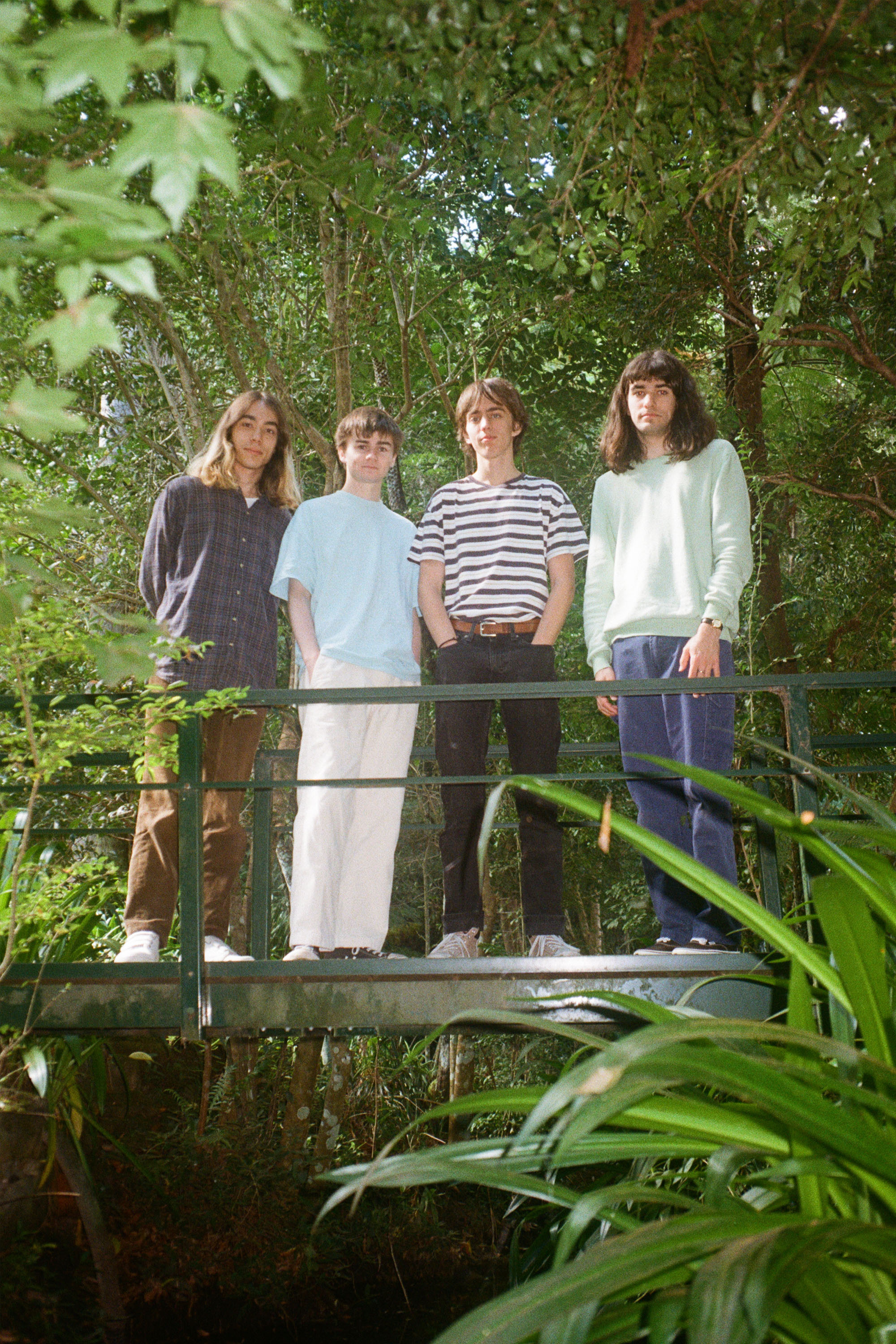 Sydney psychedelic band The Lazy Eyes interview EP2 2021