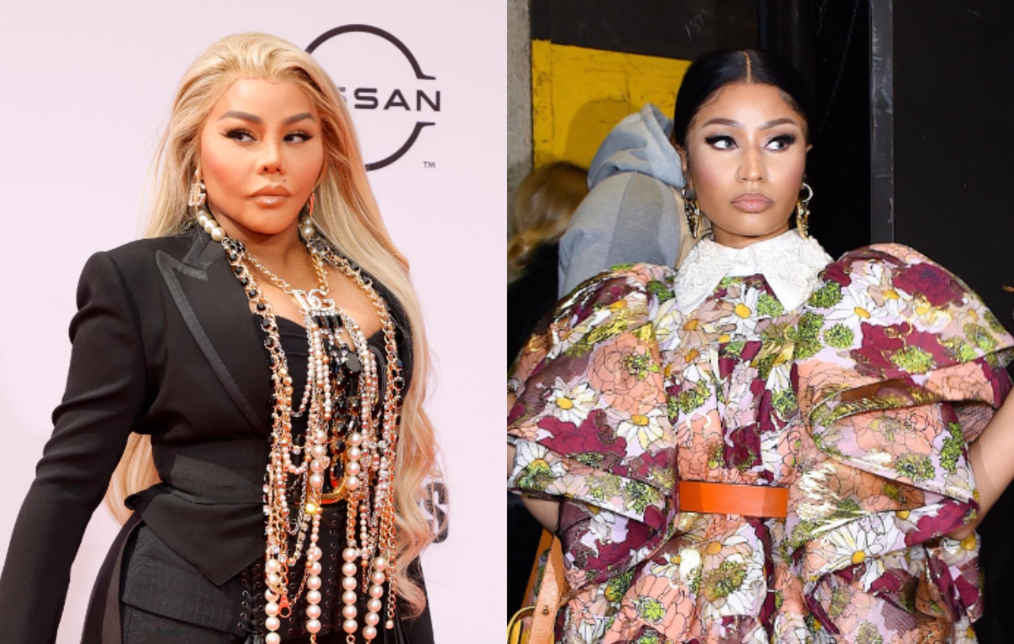 Lil' Kim says she wants to do a Verzuz battle with Nicki Minaj