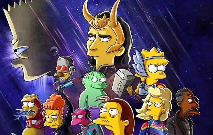 Loki Simpsons