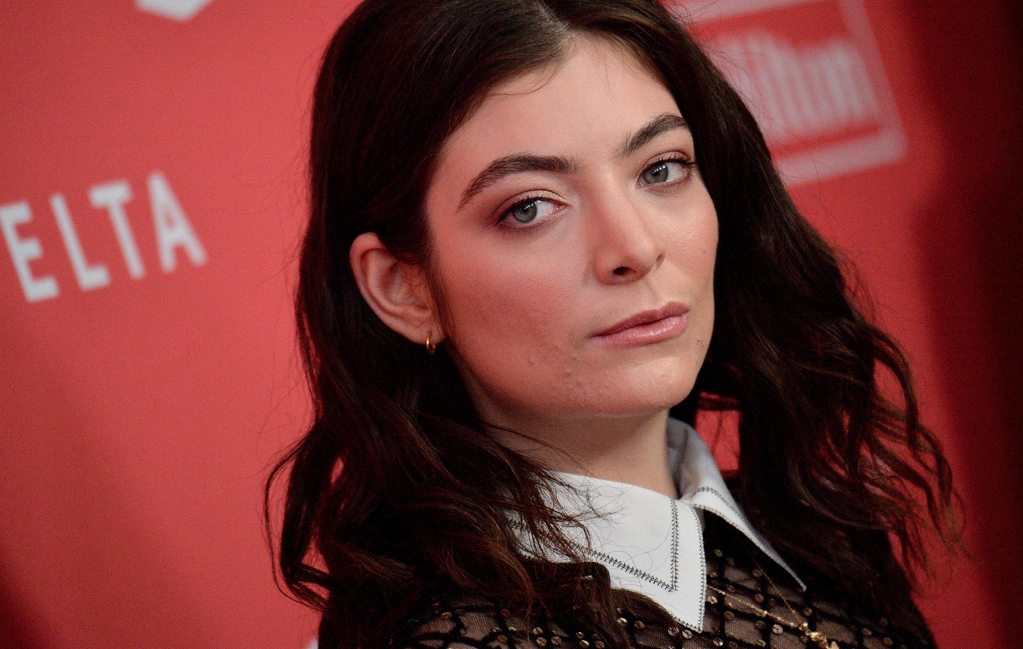 Lorde 'Solar Power' teaser
