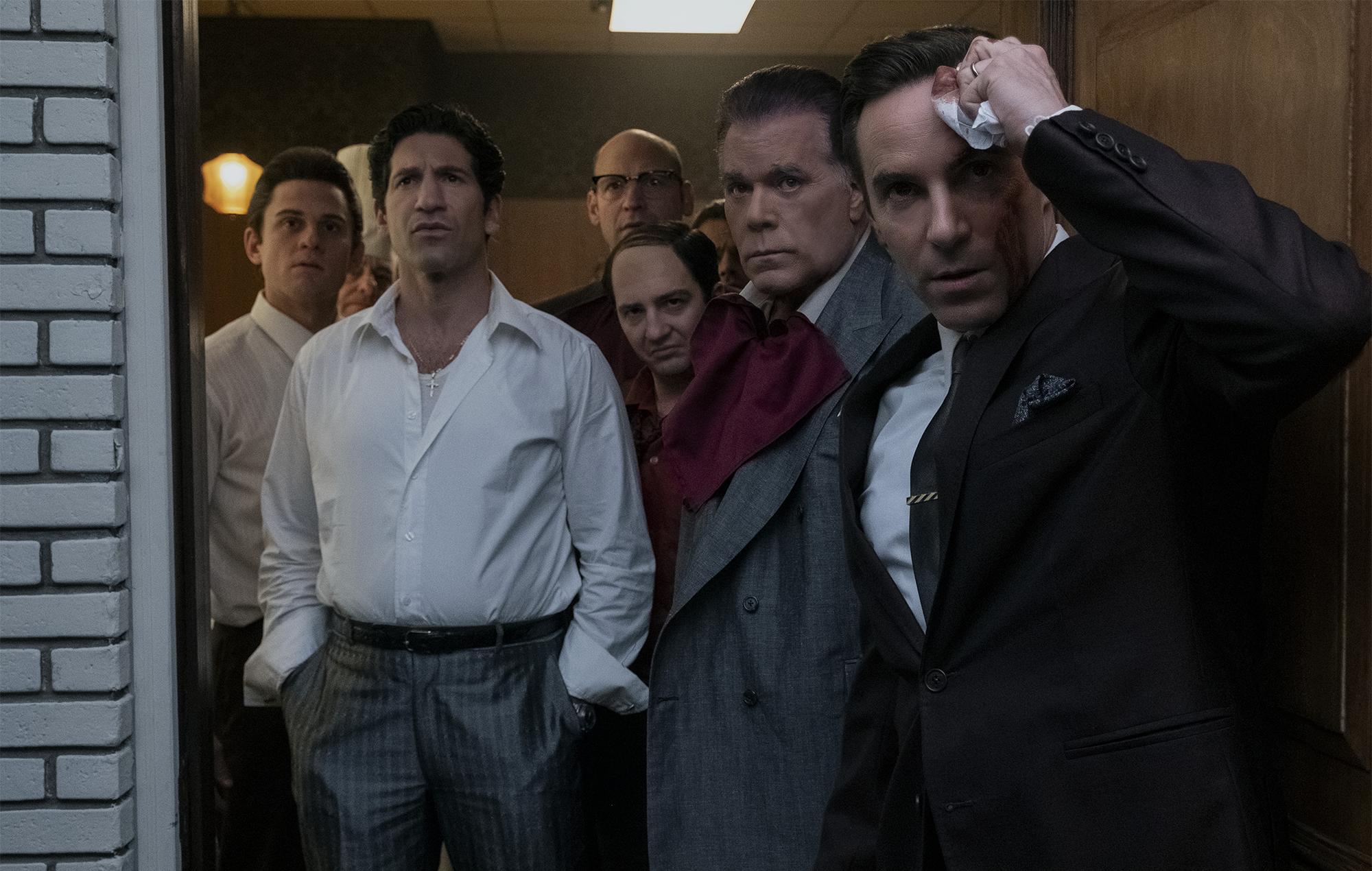 The Many Saints of Newark Sopranos