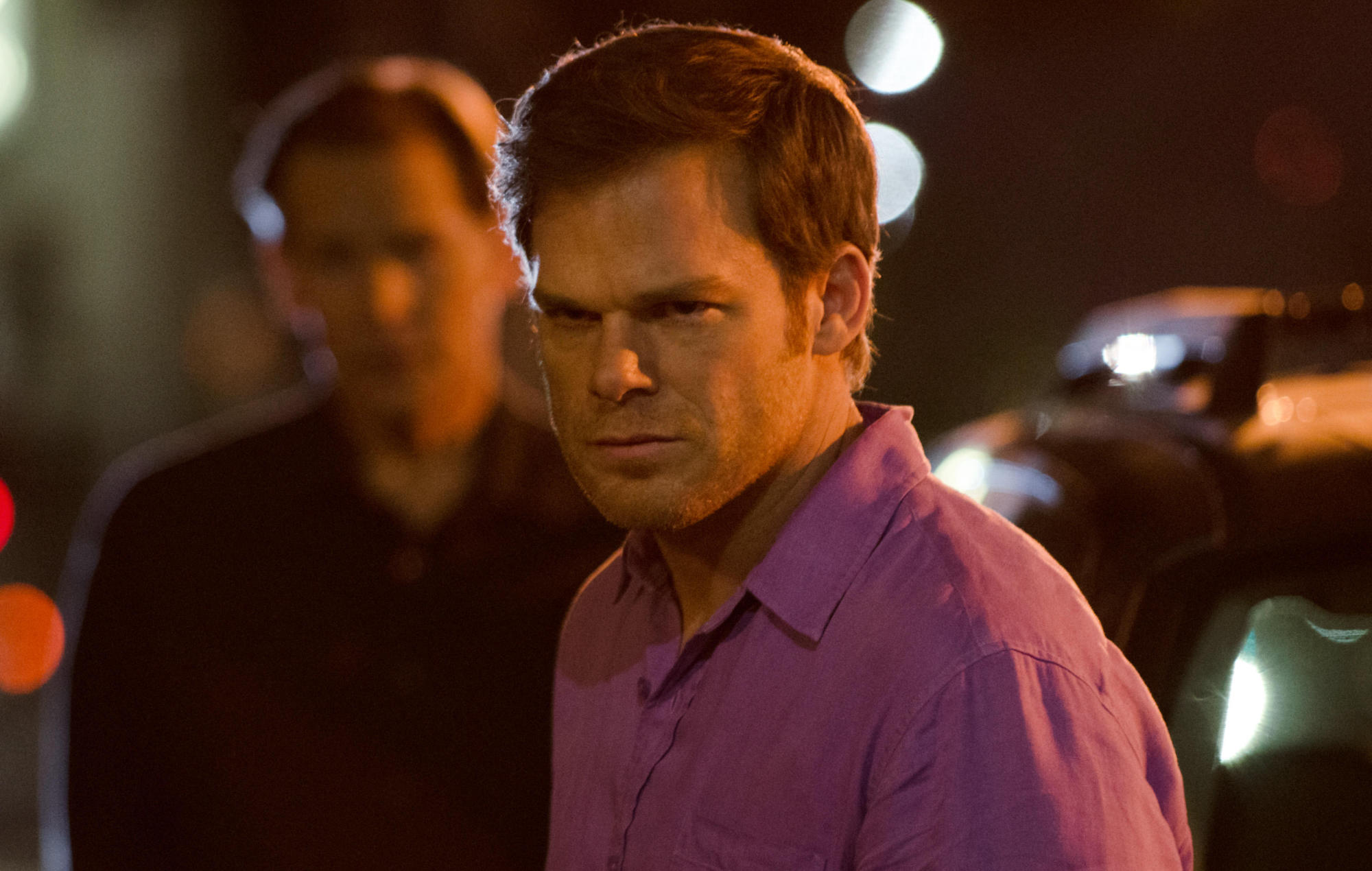 Michael C Hall Dexter season 8