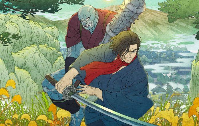 Netflix upcoming anime series films Bright Samurai Spirit