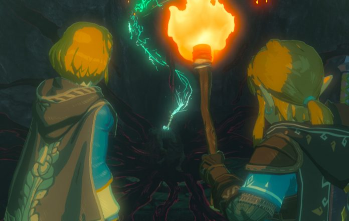 Nintendo Direct Breath Of The Wild 2 Screenshot