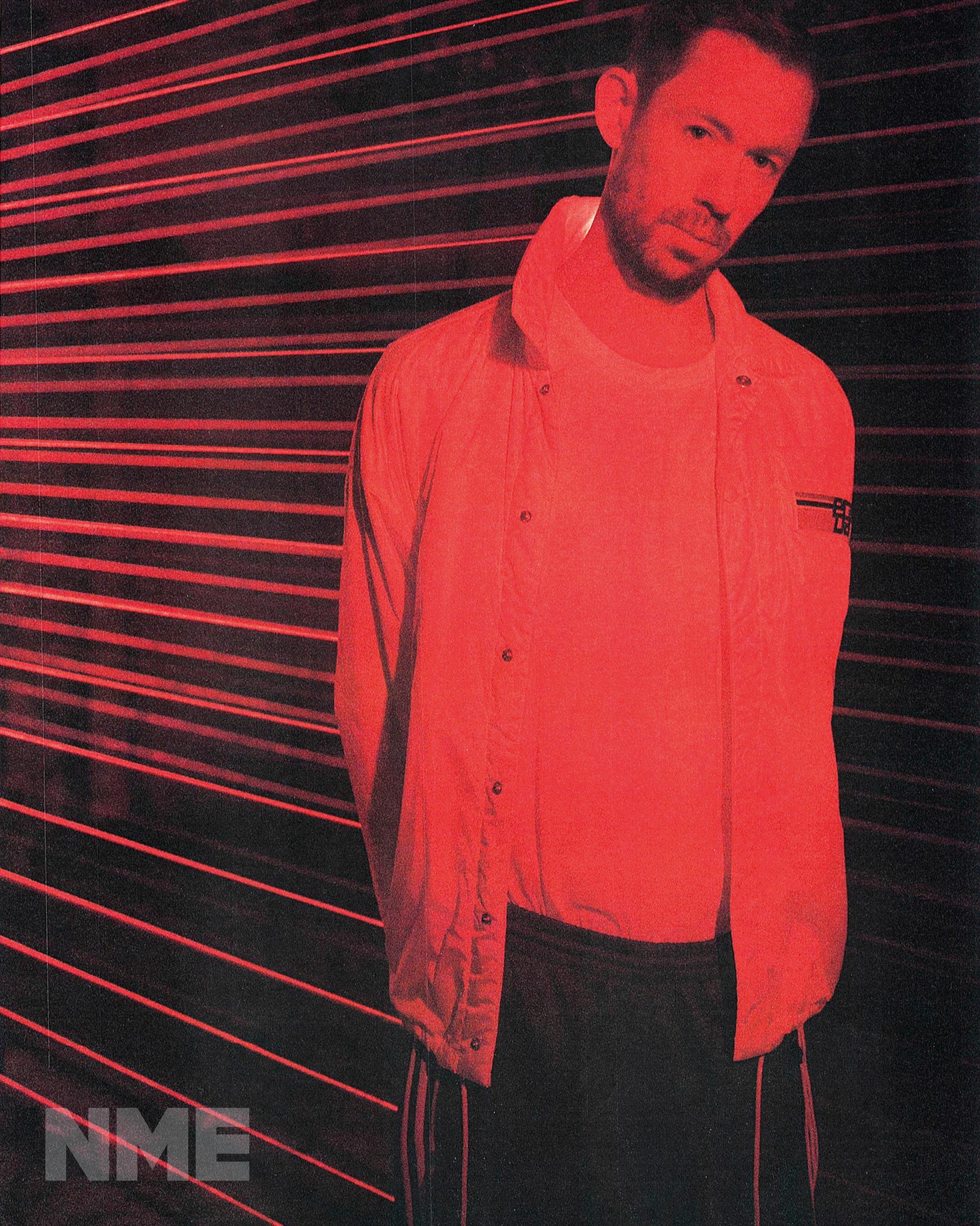 NME Cover AU 2021 Hiatus Kaiyote