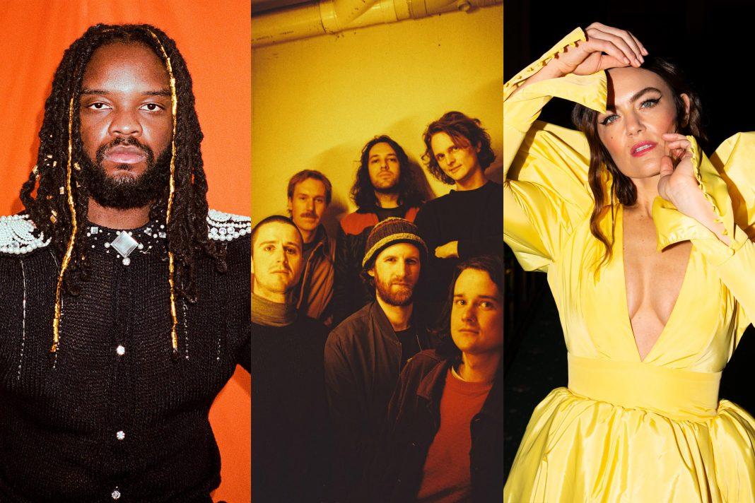 Best Australia albums of 2021 so far Genesis Owusu King Gizzard and the Lizard Wizard Julia Stone