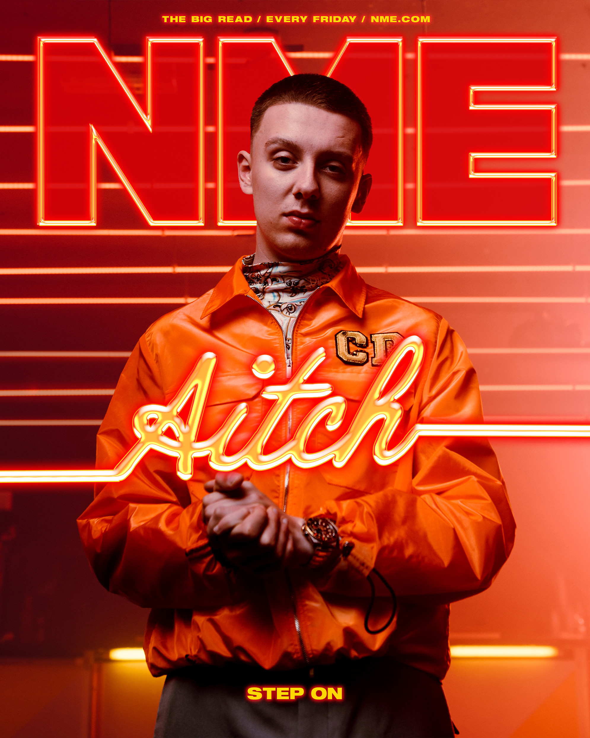 NME Cover 2021 Aitch