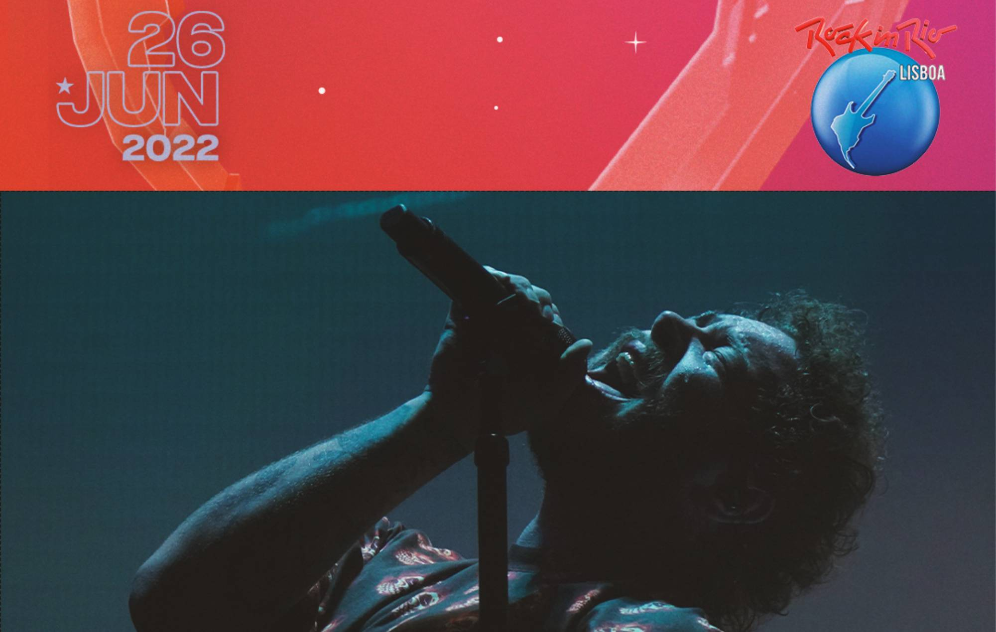 Post Malone joins line-up for Rock in Rio Lisboa 2022