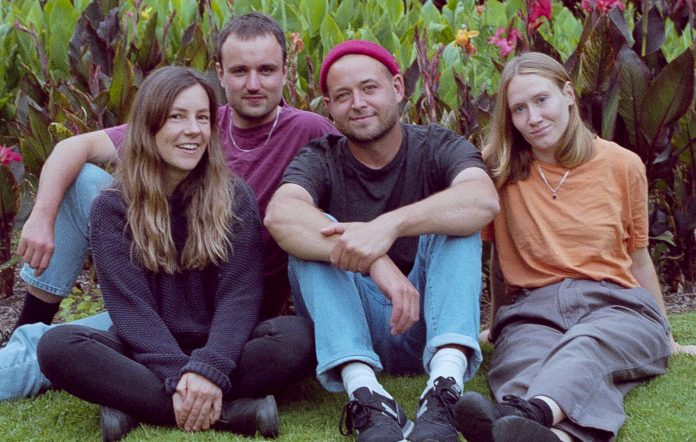 Quivers interview album Golden Doubt 2021