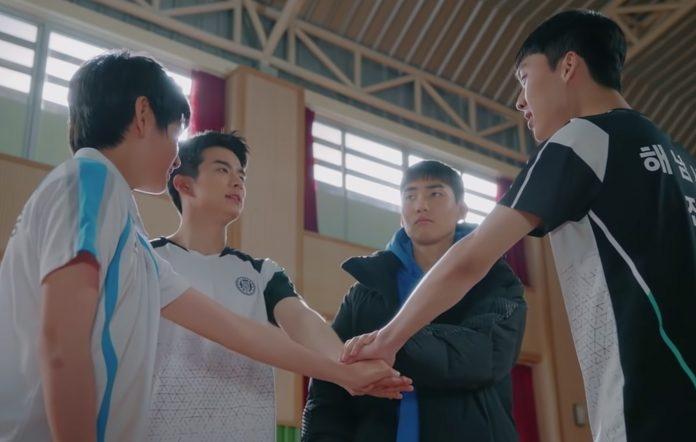 'Racket Boys' SBS Indonesia viewers fans