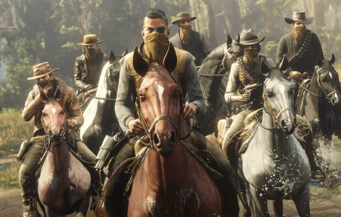 red dead online players
