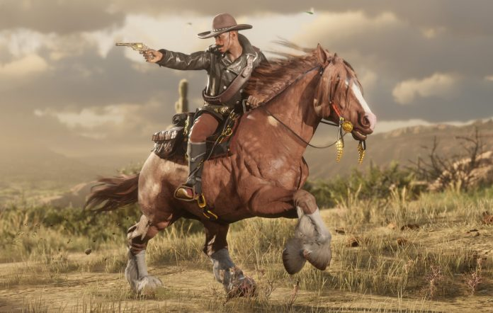 red dead online player