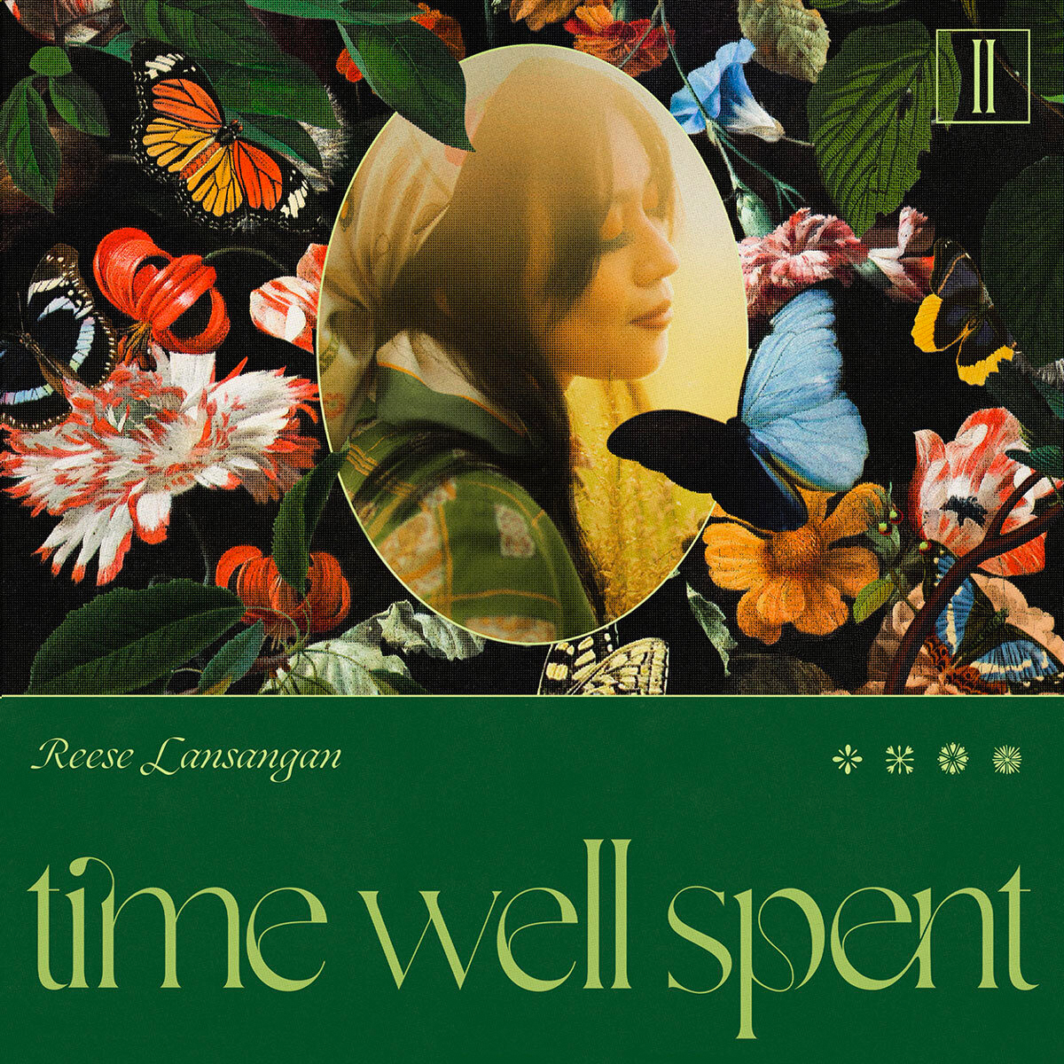 Reese Lansangan 2021 album Time Well Spent
