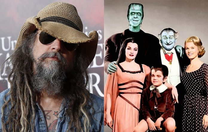 Rob Zombie The Munsters film adaptation
