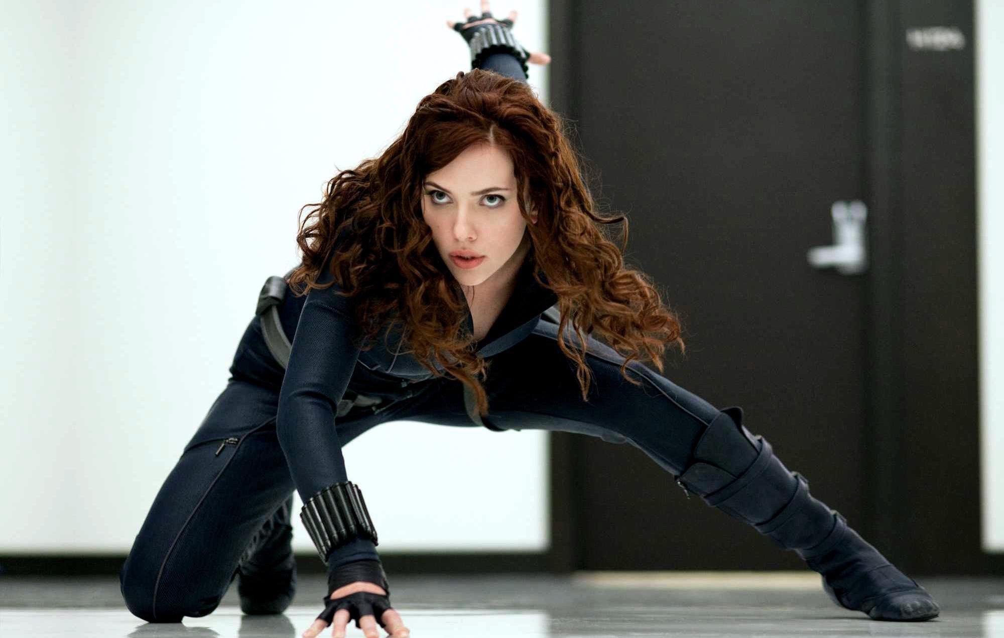 "Scarlett Johansson criticises 'Iron Man 2''s ""hypersexualisation"" of Black Widow"