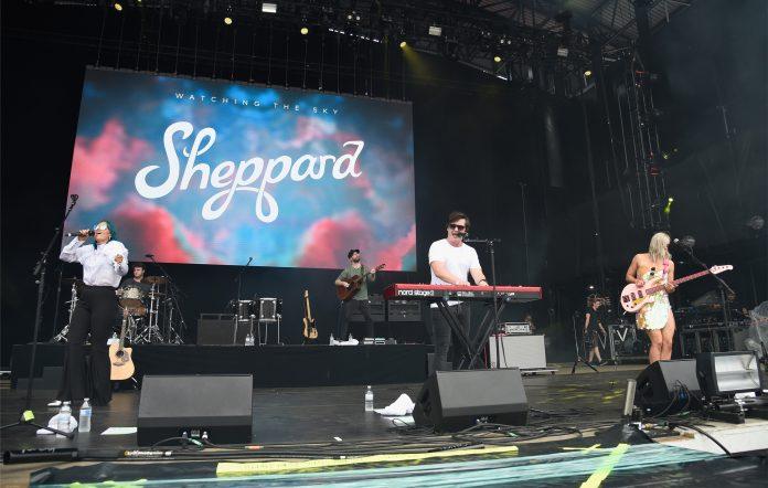 Australia Brisbane indie pop band Sheppard