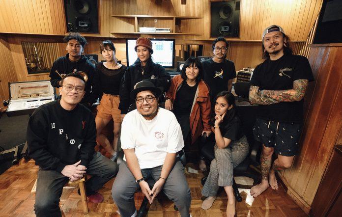 Studio Pop Show FLEUR! Tara Basro Diskoria