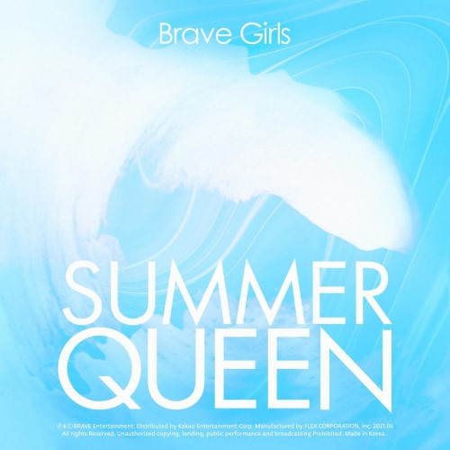 brave girls summer queen comeback review