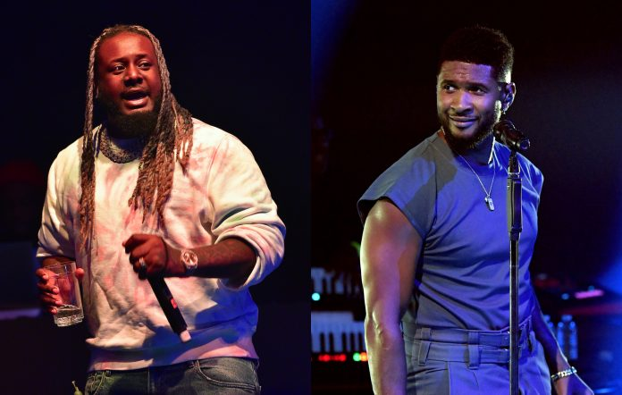 T-Pain became depressed after Usher told him he fucked up music for real singers