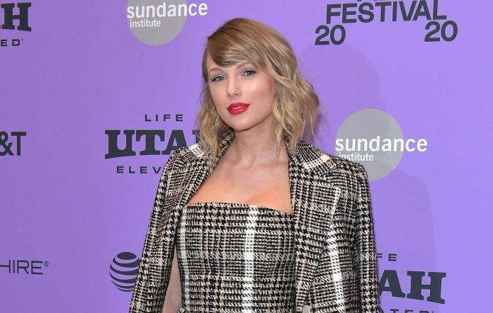 Taylor Swift film cast David O. Russell