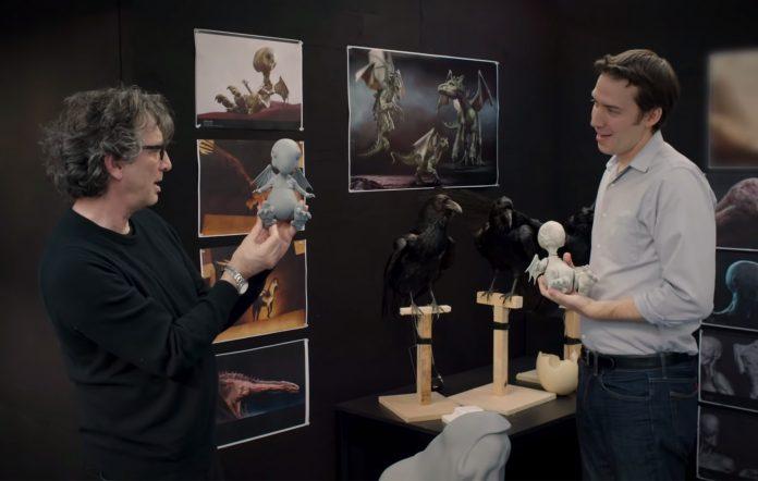 'The Sandman' Netflix television show Neil Gaiman