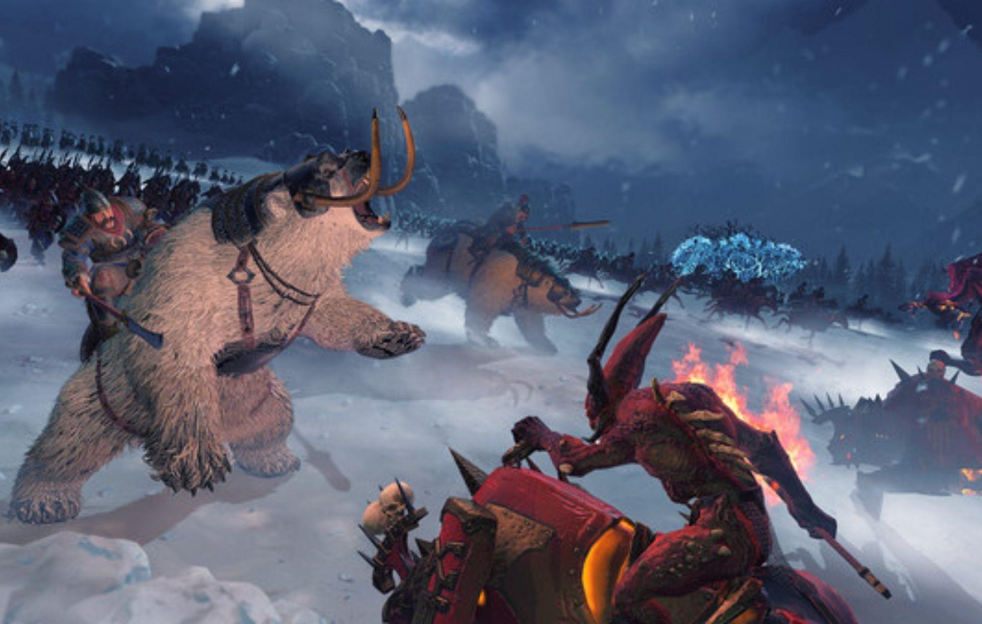 Total War: Warhammer 3. Creative Assembly