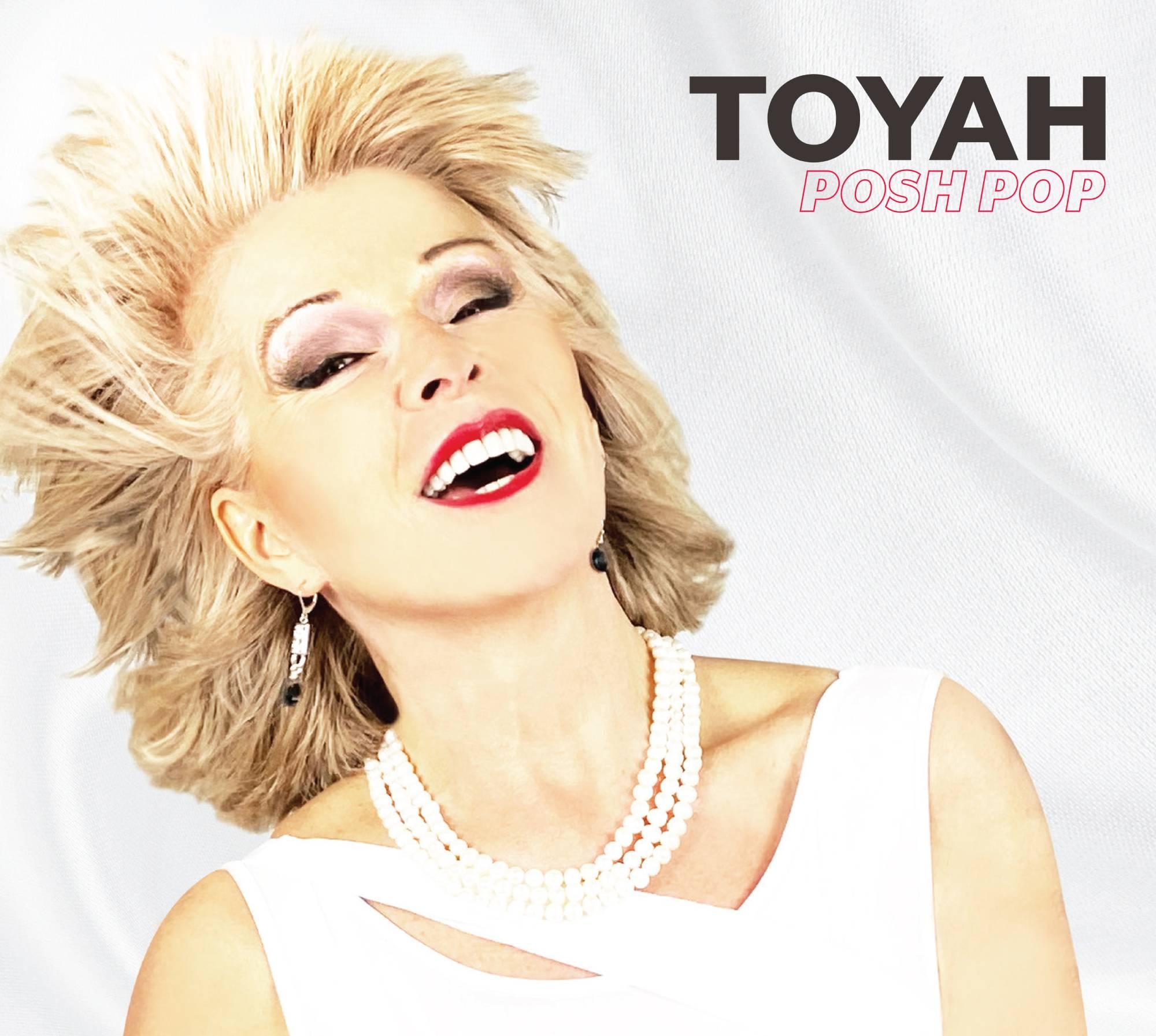 Toyah Willcox shares new single 'Levitate' from the album 'Posh Pop'. Credit: Press
