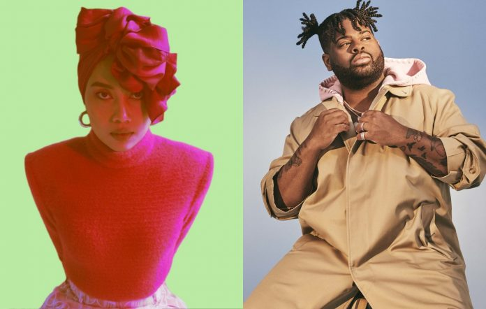 Yuna and Pink Sweat$ 'Don't Blame It On Love'