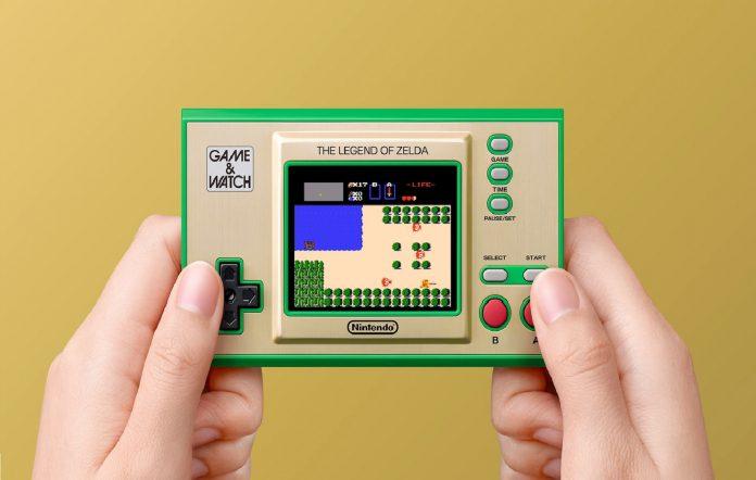 Zelda-Game-Watch
