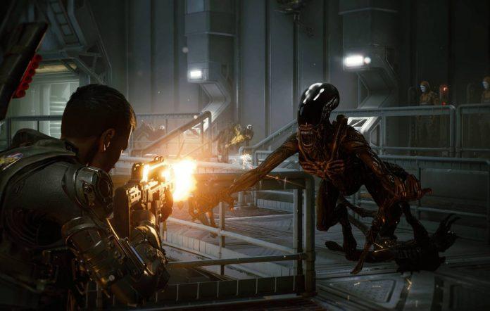 Aliens Fireteam Elite gameplay