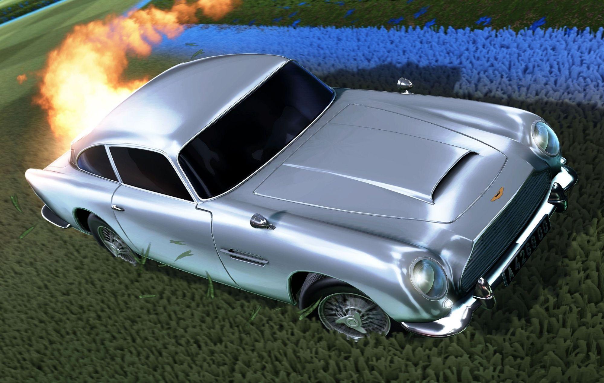Aston Martin Rocket League
